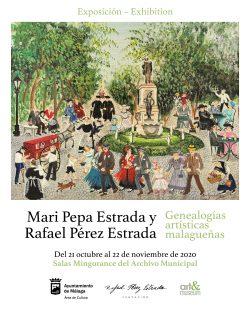 Mari Pepa Estrada y Rafael Pérez Estrada